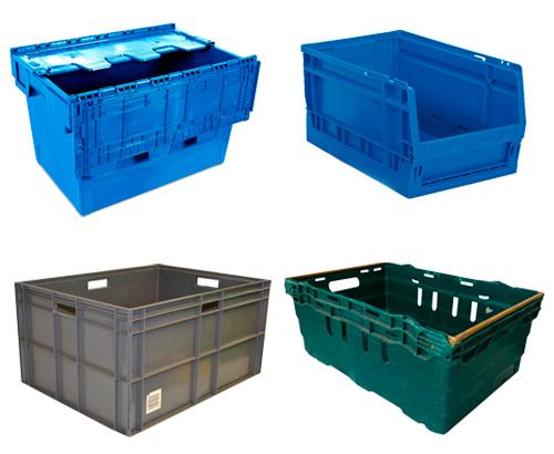 buscar oficial diversos estilos mujer Estas ofertas en sobrantes de stock de cajas de plástico te ...